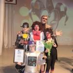 Театр Аритмия - Лауреат Фестиваля Серебряная маска 2017г