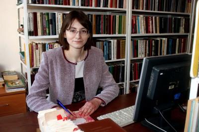 Минорова Алина Олегована, зав.библиотекой